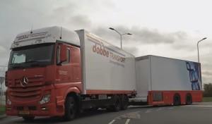Dobbe Transport dubbele laadvloer
